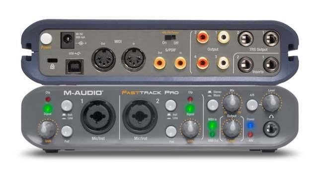Parduodu Kondencatorinį mikrofoną Se2200a, Usb Garso plokštė M Audio Fast Track Pro.