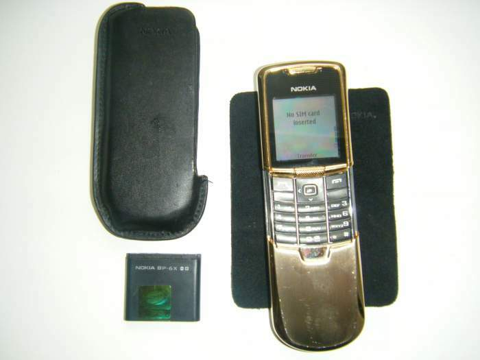 Parduodu Nokia 8800