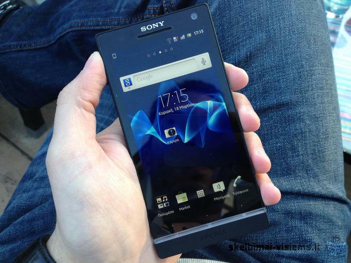 Parduodu Sony Xperia S
