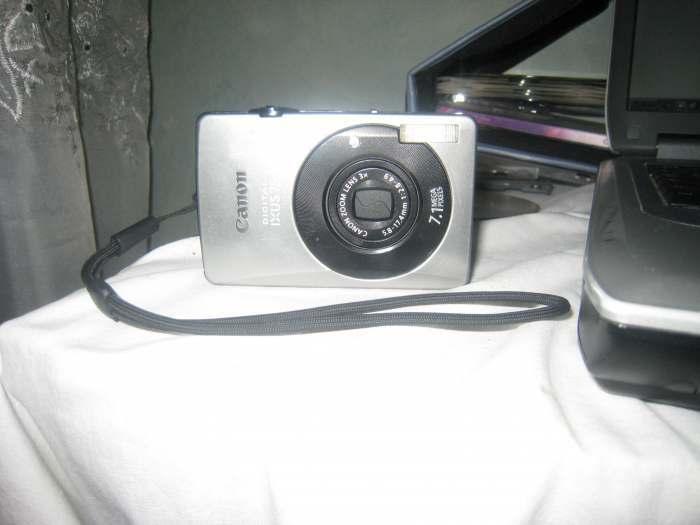 Parduodu fotoaparata Canon IXUS 75