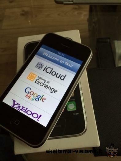 Parduodu iPhone 3GS 32 GB