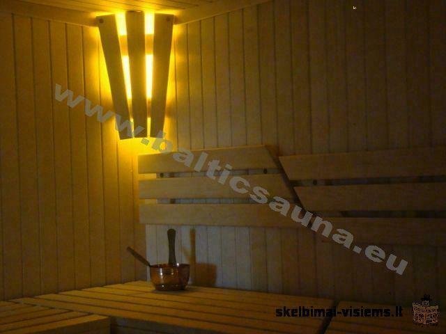 Parduodu pirti/sauna Aspen