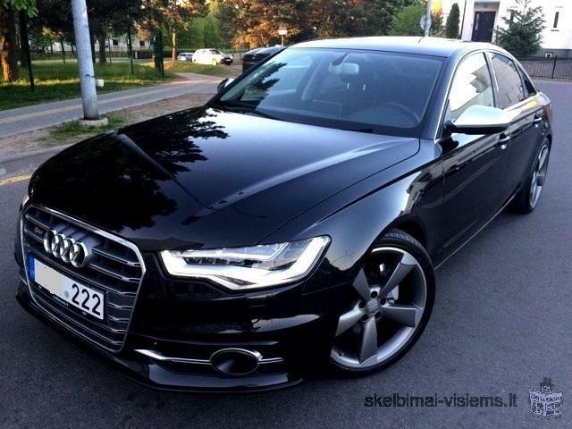 Parduodu tvarkinga Audi A6, aptarnauta Moller auto Vilnius Lietuva