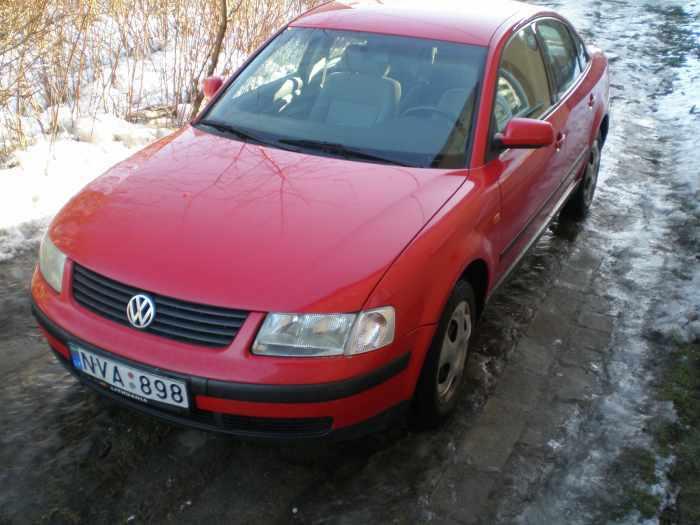 Parduodu tvarkinga VW PASSAT