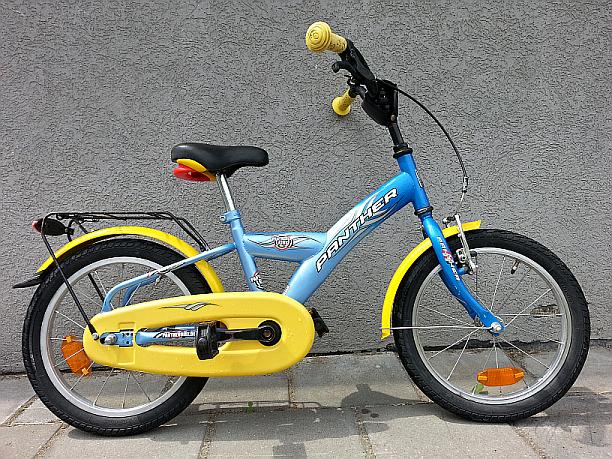 Parduodu vaikišką dviratį Panther, 16 colių.