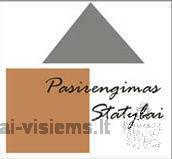 Pasirengimas statybai ir statybos darbų organizavimas, STP, PV, PDV