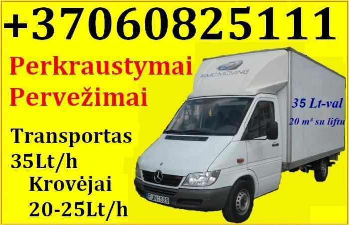 Perkraustymas pervezimas pervezimai perkraustymai 868485409 RMC MOVING
