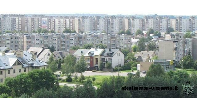 Perku nebrangų 2-3 kambarių butą Kaune, gali būti apleistas, nesutvarkyti dokumentai