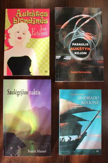 Pigiai parduodu knygas