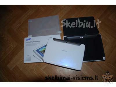 Planšetinis kompiuteris Samsung Galaxy Note N8010, 10.1