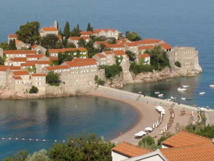 Poilsis Juodkalnijoje