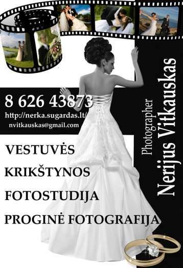 Profesionalus fotografas siūlo profesionalias fotopaslaugas