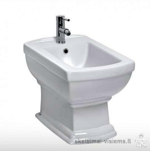 Retro klasikinis vonios kambario santechnikos komplektas Victorian
