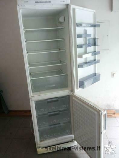 SIEMENS šaldytuvas tik už 200 eurų