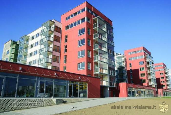 SKUBIAI PARDUODAMAS PUIKIAI ĮRENGTAS 75 m2 butas Pašilaičiuose su įstiklintu balkonu!