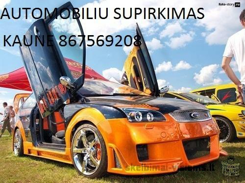 SUPERKAM AUTOMOBILIUS KAUNE