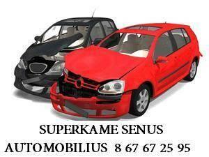 SUPERKAME SENUS AUTOMOBILIUS Klaipeda