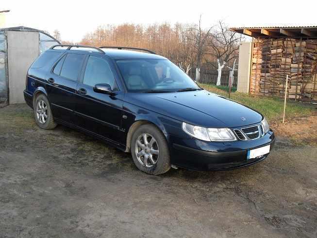 Saab 95 2,2 TID