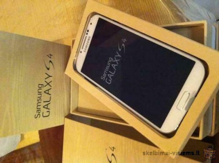"Samsung"" Galaxy S4 I9505 4G LTE Android atrakinta Telefonas (SIM Free)"