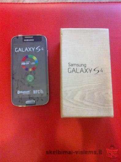 Samsung Galaxy S4 analogas
