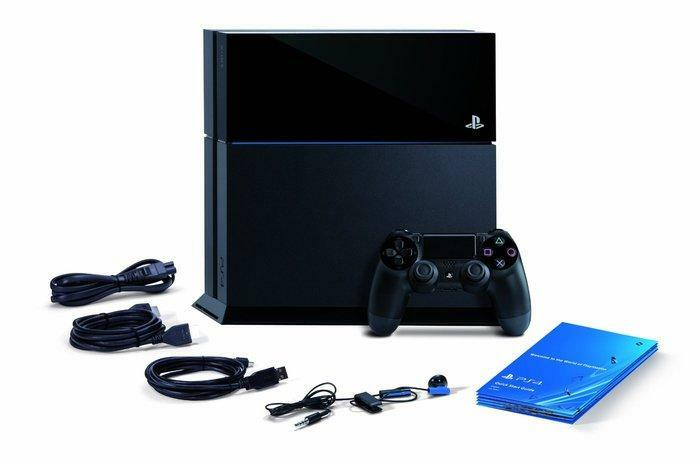 Sony Playstation 4-(500 GB)