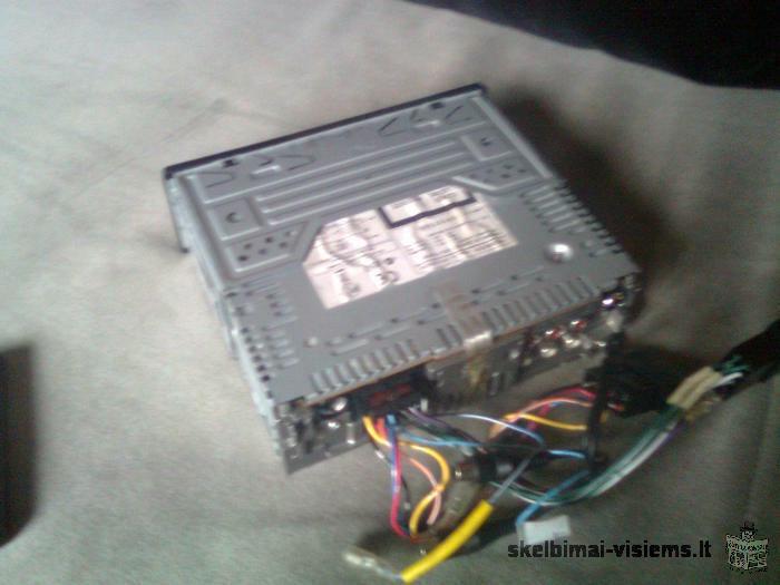 Sony automagnetola