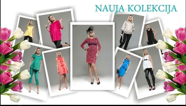 Stilinga rūbų besilaukiančioms kolekcija