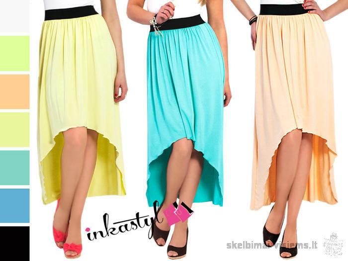 Stilingas ir aukštos kokybės moteriškų drabužių iš Lenkijos gamintojo InkaStyl. Žemos kainos!
