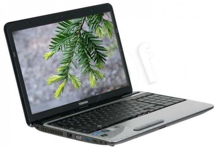TOSHIBA L750-12Q I5-2410M 4GB 500GB 15,6