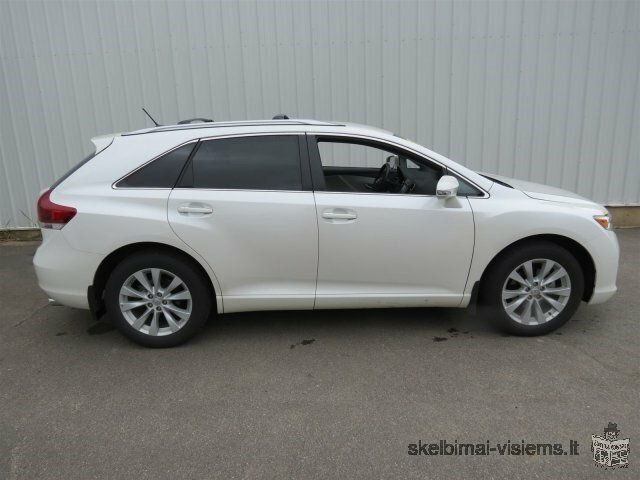 Toyota Venza 2015 Model