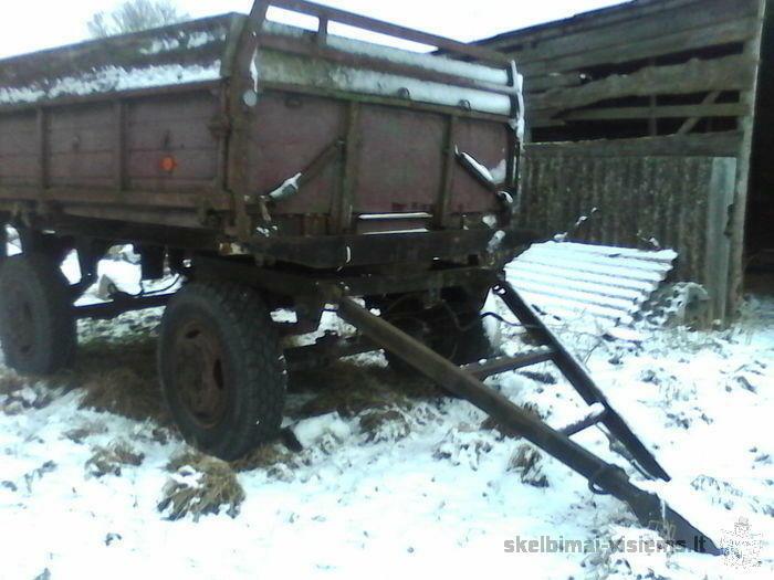 Traktorine Priekaba