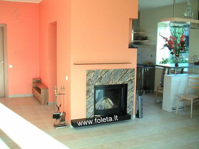 UAB Foleta: zidiniai, krosnele, kaminai