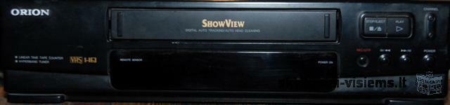 VHS, MC, CD pardavimas