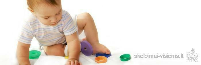 Vaikų priežiūra, kad ir kelioms valandoms