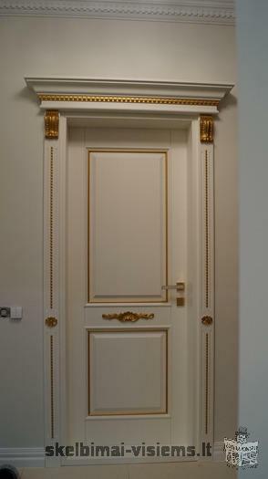 Vdaus durys medinės