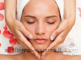 Veido valymas su profesionalia Anna Lotan kosmetika