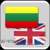 Vertimai is/i anglu-lietuviu kalbas