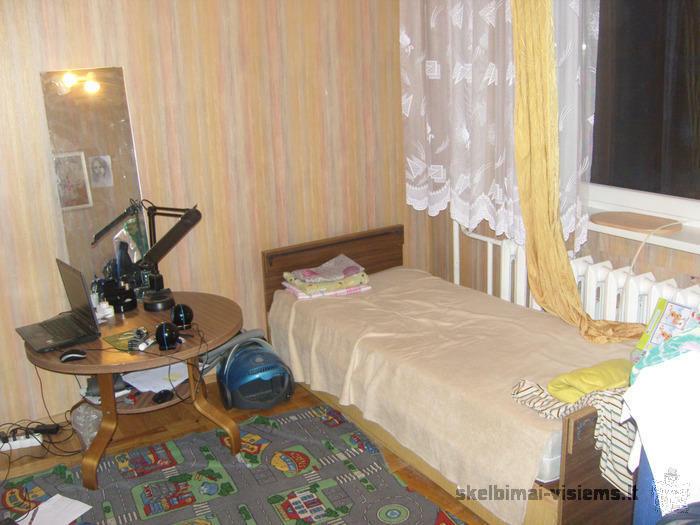 Vieno kambario nuoma