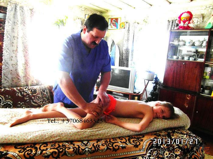 Viso kūno masažas