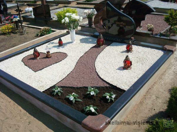 Visos kapų priežiūros paslaugos
