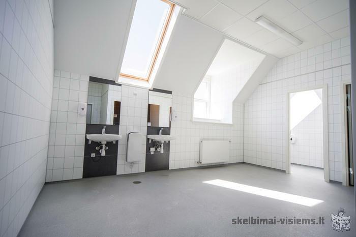 Vonios ir virtuvės apdailos plokštės Fibo-Trespo