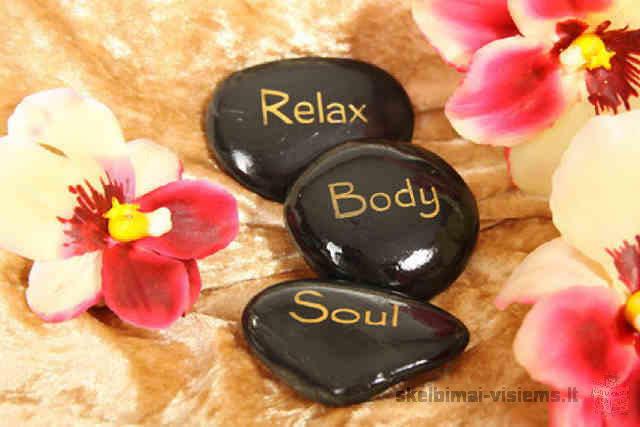 Ypatingos nuolaidos masažams ir SPA ritualams!