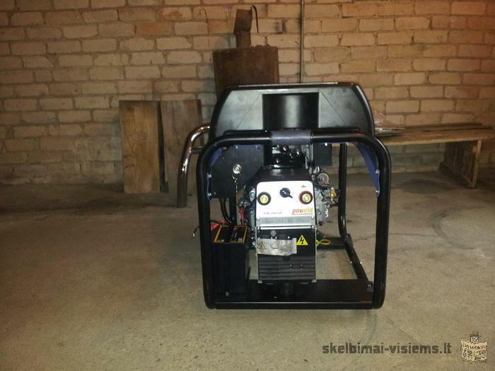dyzelinis suvirinimo generatorius WELDARC 180 DEC