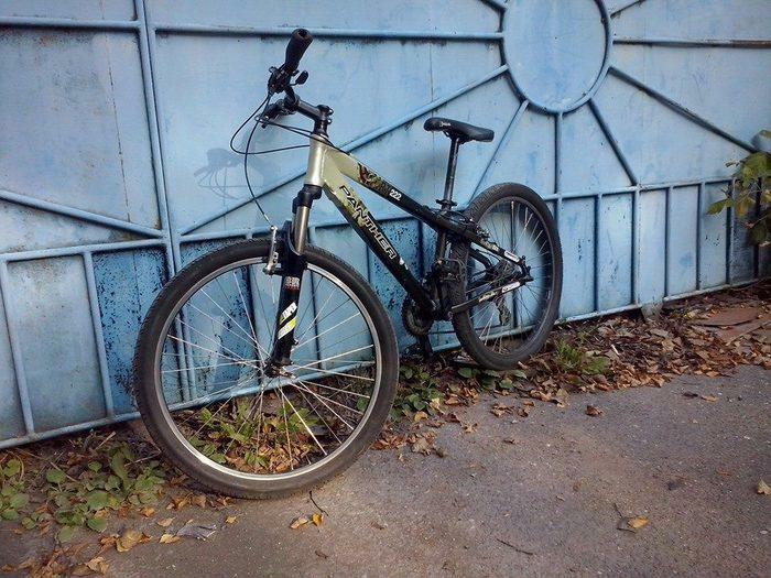 geras dviratis