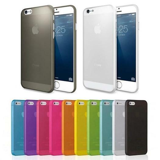iPhone dėklai tik 0,3mm storio