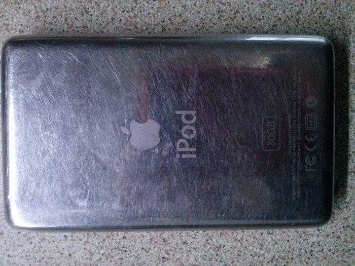 iPod classic (30GB)parduodu