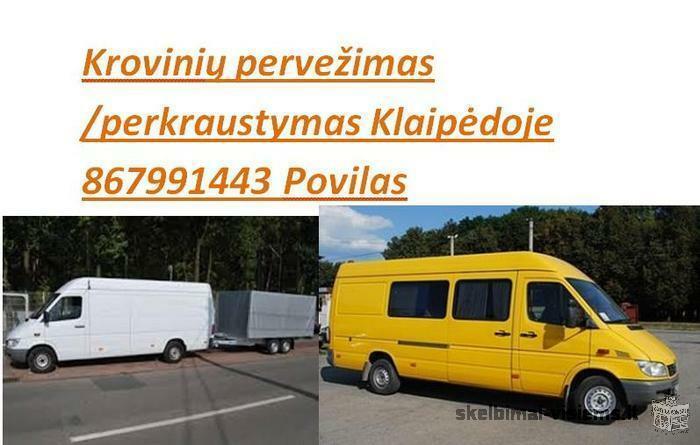 kroviniu pervezimas klaipedoje 867991443