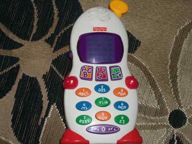 mokomasis telefonas