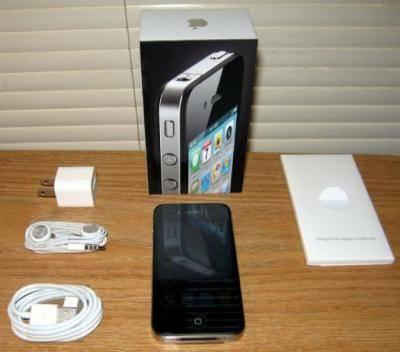naujas Apple iPhone 4G 32gb