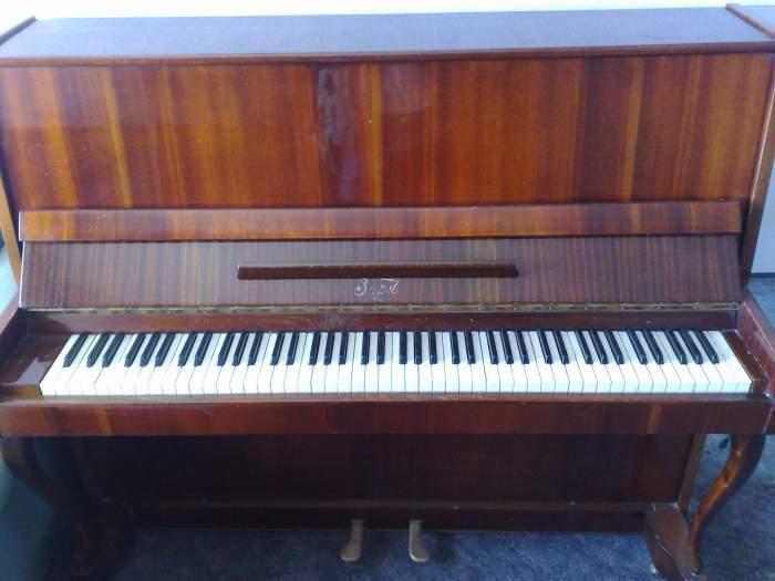 parduodu pianina zaria